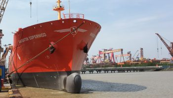 Read more about Navigator Gas awarded approval in principle for ammonia fuelled gas carrier by classification society DNV